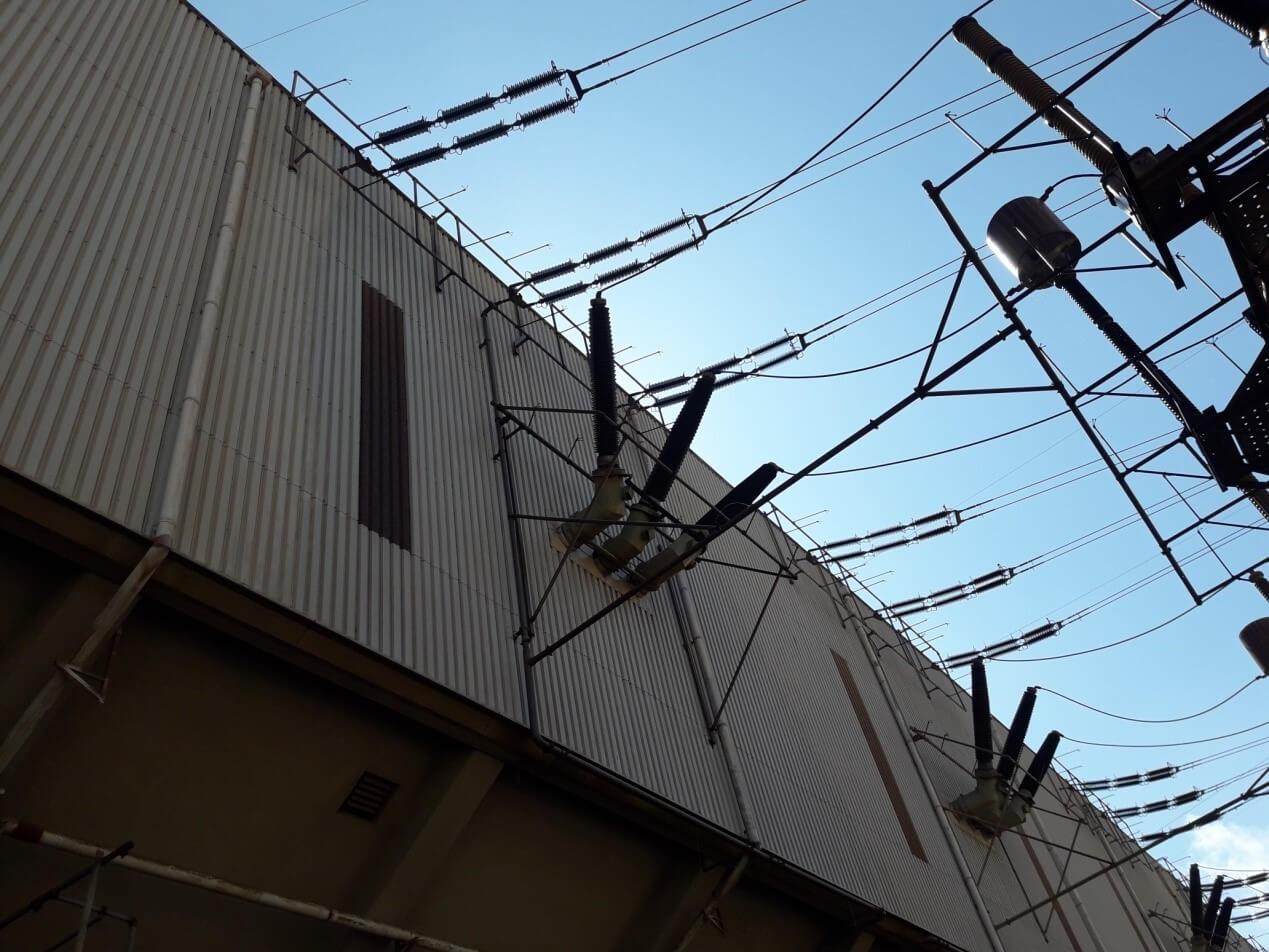 Over Head High Voltage Transmission Line (OHTL) Maintenance( GECOL)